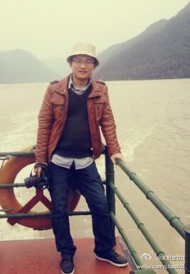 浙江杭州上城我是阿潮