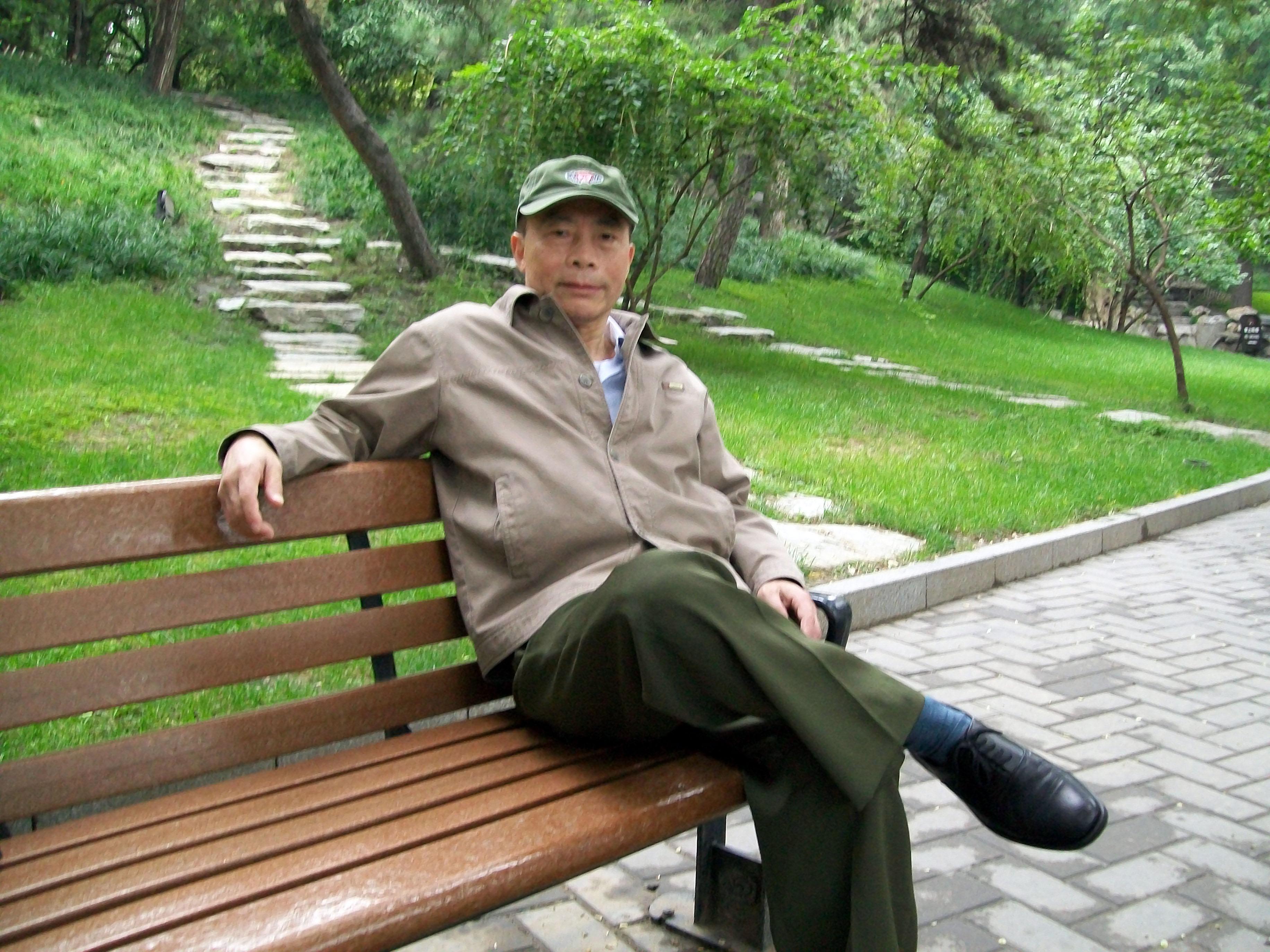 浙江杭州下城张渤海
