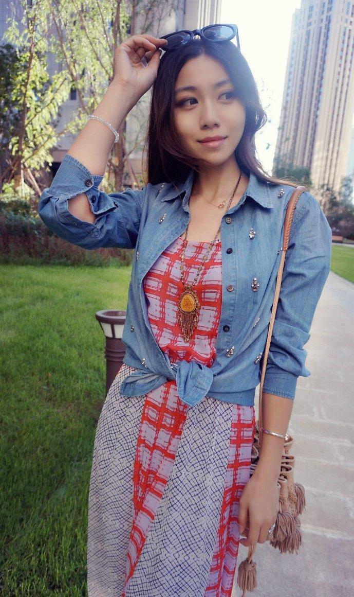 上海徐汇清澈水眸