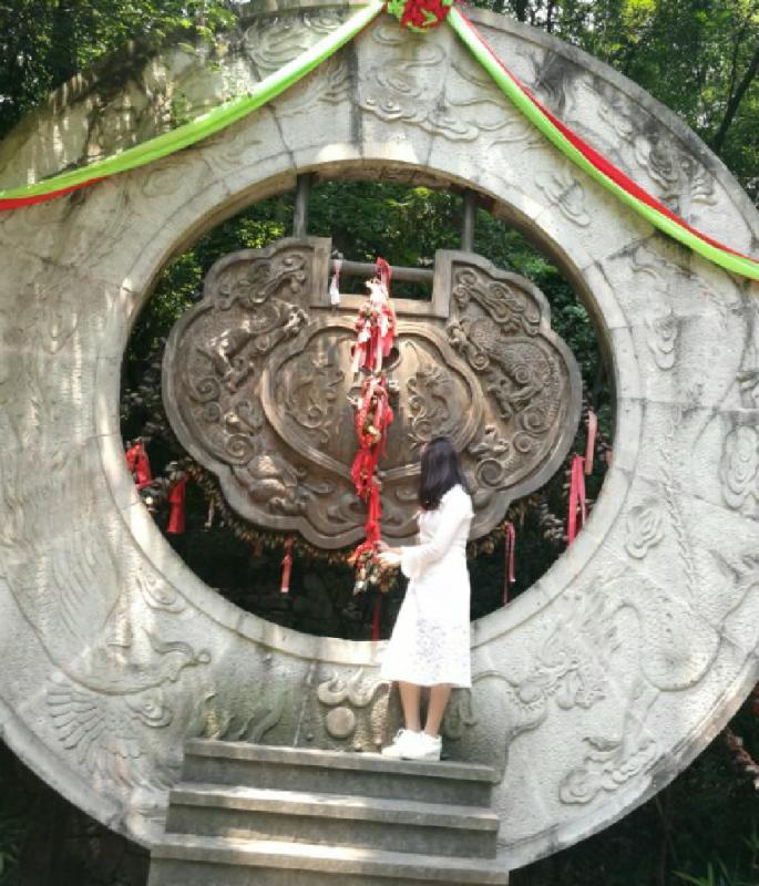 浙江杭州西湖雨馨