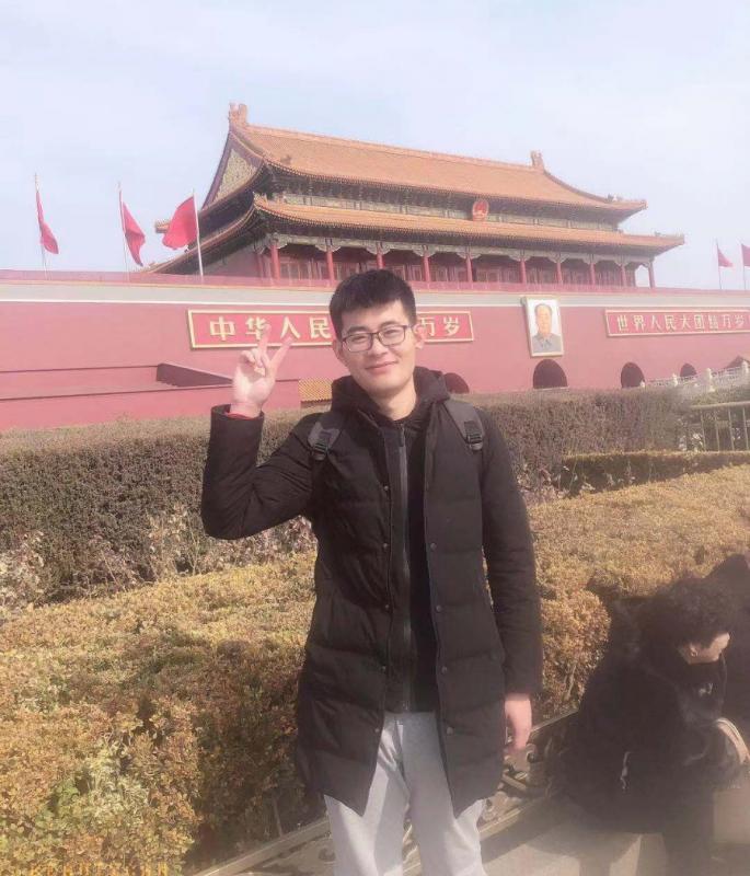 浙江杭州明媚的阳光